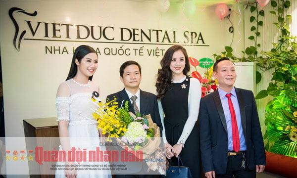 Bác sĩ Việt Nam đầu tiên được Tổ chức Nha khoa quốc tế vinh danh