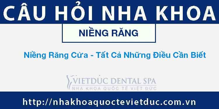 Niềng răng cửa – Tất Cả Những Điều Cần Biết