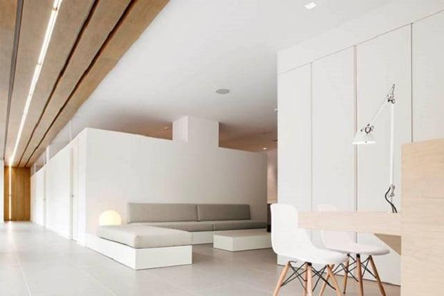 Barcelona Clinic - Thiết kế nội thất phòng khám nha khoa đẹp tuyệt vời - Ảnh 3