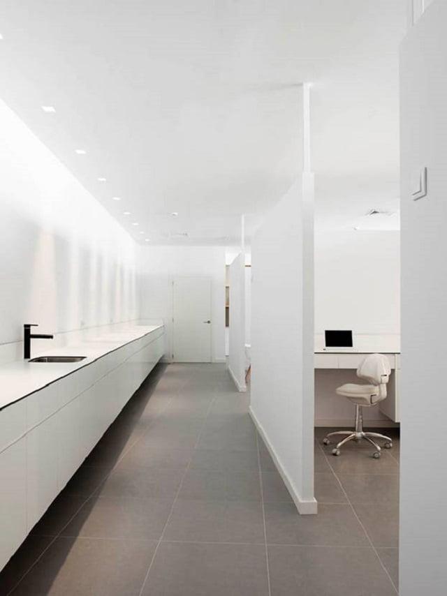 Barcelona Clinic - Thiết kế nội thất phòng khám nha khoa đẹp tuyệt vời - Ảnh 4