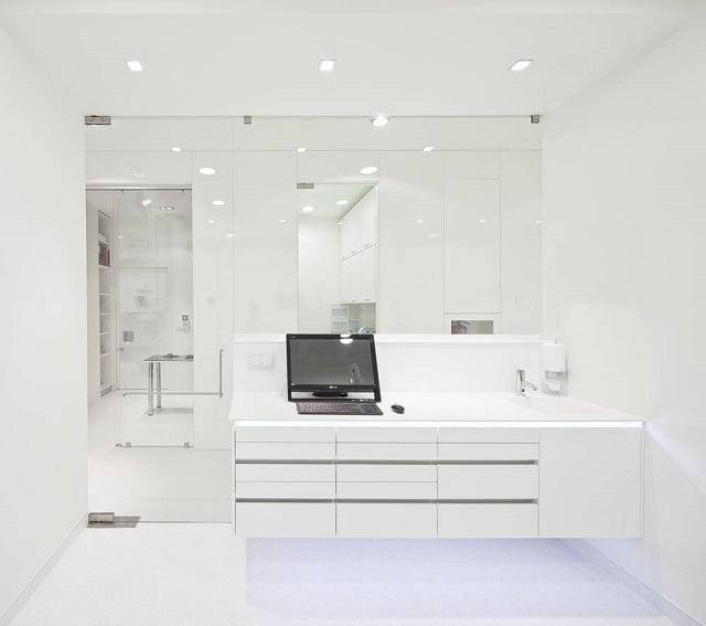 Phòng khám ở Lisbon - Thiết kế nội thất phòng khám nha khoa đẹp tuyệt vời - Ảnh 3