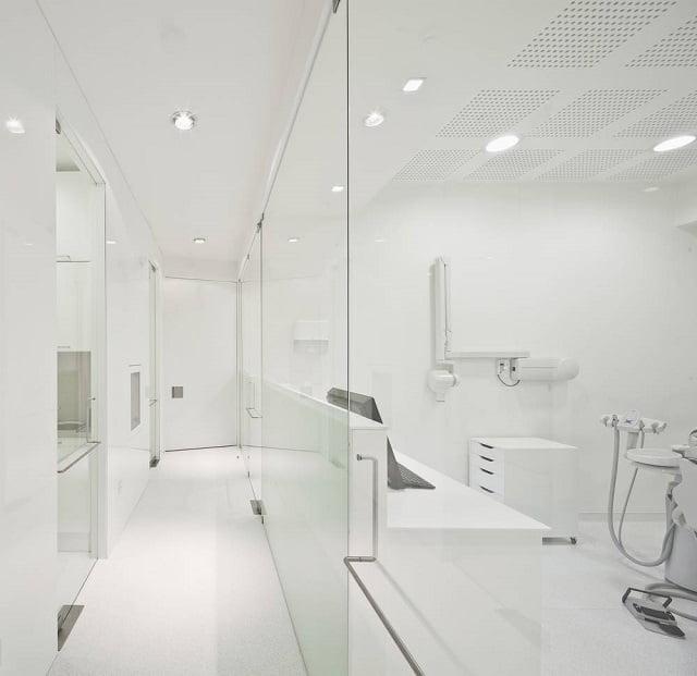 Phòng khám ở Lisbon - Thiết kế nội thất phòng khám nha khoa đẹp tuyệt vời - Ảnh 5