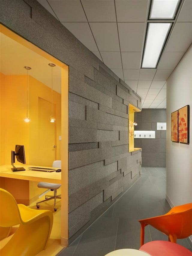 Colorful Dental Clinic - Thiết kế nội thất phòng khám nha khoa đẹp tuyệt vời - Ảnh 3