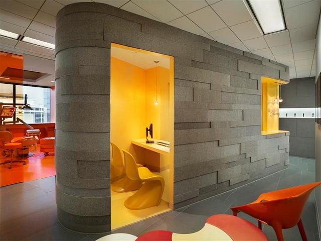 Colorful Dental Clinic - Thiết kế nội thất phòng khám nha khoa đẹp tuyệt vời - Ảnh 4
