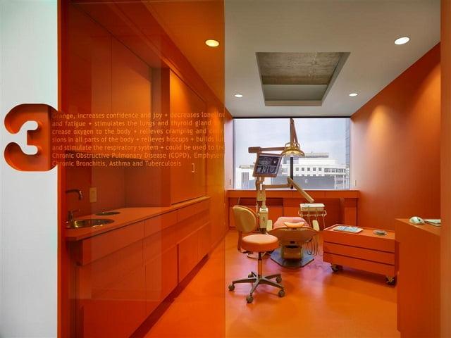 Colorful Dental Clinic - Thiết kế nội thất phòng khám nha khoa đẹp tuyệt vời - Ảnh 5