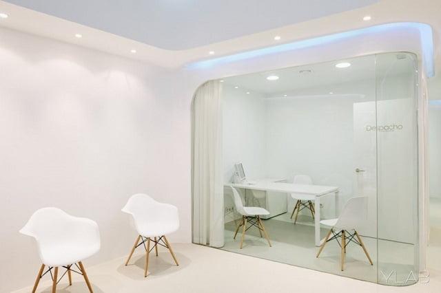 Dental Angels - Thiết kế nội thất phòng khám nha khoa đẹp tuyệt vời - Ảnh 4
