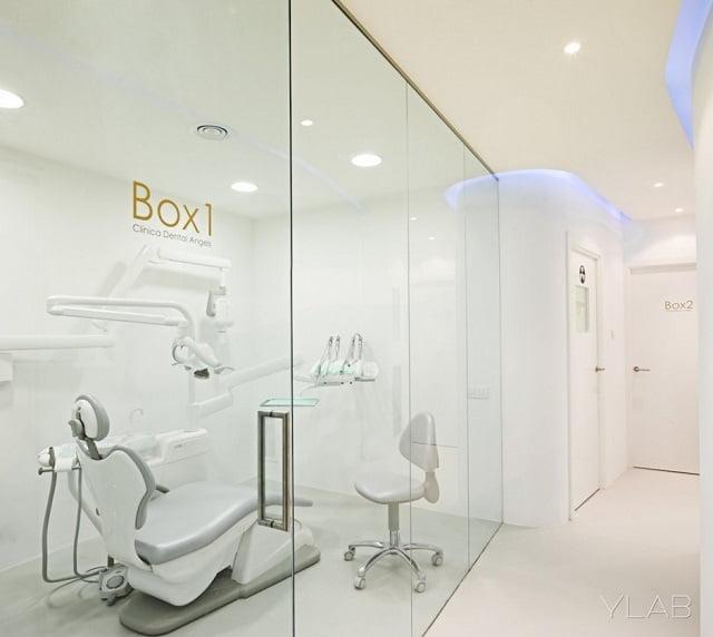 Dental Angels - Thiết kế nội thất phòng khám nha khoa đẹp tuyệt vời - Ảnh 5