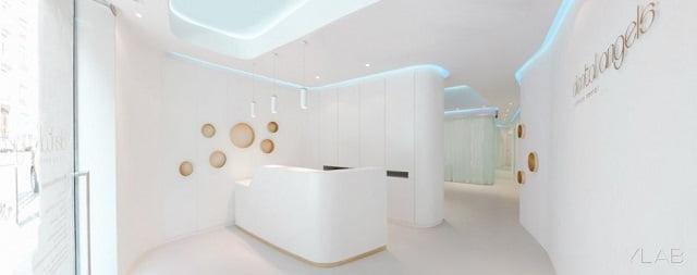 Dental Angels - Thiết kế nội thất phòng khám nha khoa đẹp tuyệt vời - Ảnh 1
