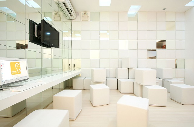 Dental Bliss - Thiết kế nội thất phòng khám nha khoa đẹp tuyệt vời - Ảnh 2