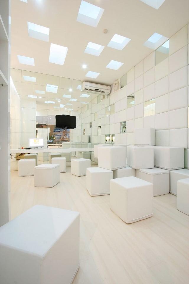 Dental Bliss - Thiết kế nội thất phòng khám nha khoa đẹp tuyệt vời - Ảnh 1