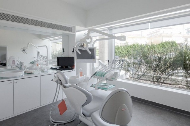 Dental Clinic - Thiết kế nội thất phòng khám nha khoa đẹp tuyệt vời - Ảnh 4