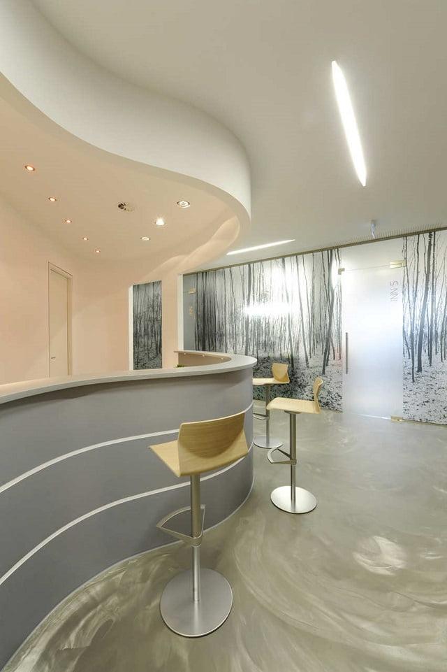 Nha khoa INN - Thiết kế nội thất phòng khám nha khoa đẹp tuyệt vời - Ảnh 2