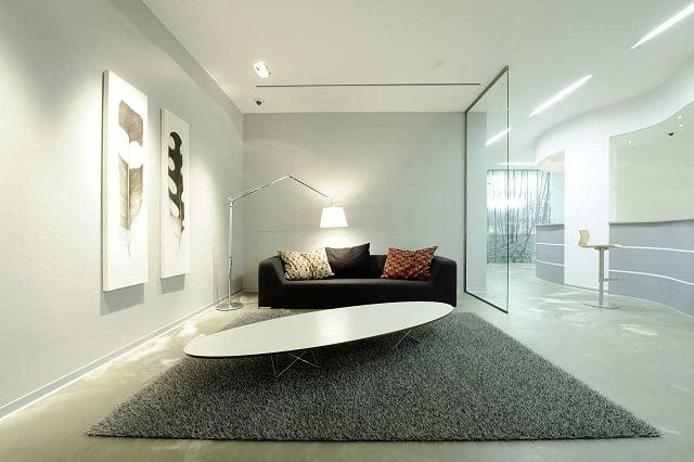 Thiết kế nội thất phòng khám nha khoa đẹp tuyệt vời
