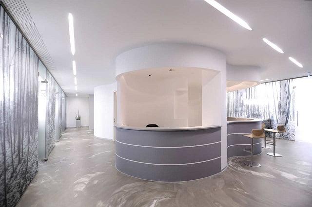 Nha khoa INN - Thiết kế nội thất phòng khám nha khoa đẹp tuyệt vời - Ảnh 1