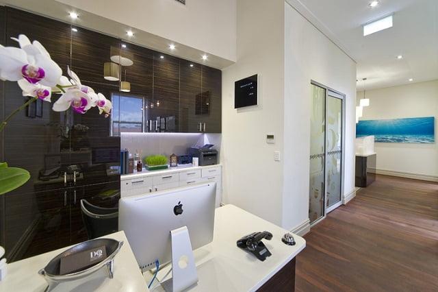 Dental Quarters - Thiết kế nội thất phòng khám nha khoa đẹp tuyệt vời - Ảnh 2