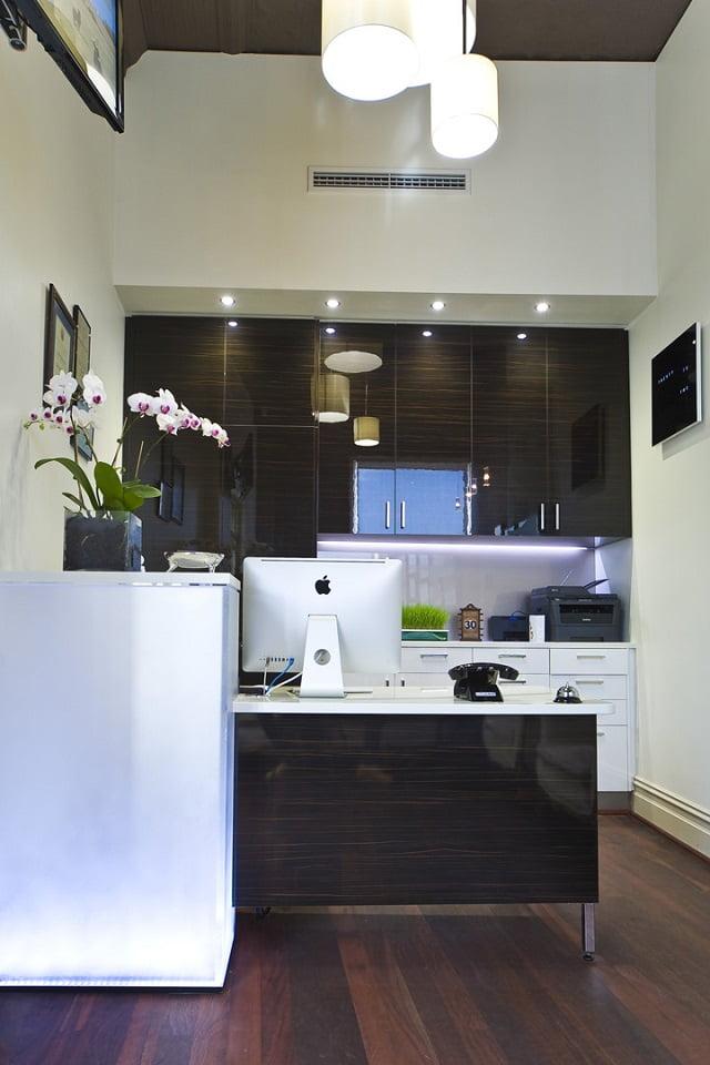 Dental Quarters - Thiết kế nội thất phòng khám nha khoa đẹp tuyệt vời - Ảnh 3