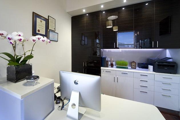 Dental Quarters - Thiết kế nội thất phòng khám nha khoa đẹp tuyệt vời - Ảnh 4