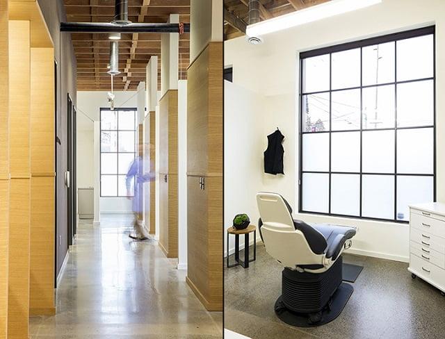 Horacek Dental - Thiết kế nội thất phòng khám nha khoa đẹp tuyệt vời - Ảnh 2