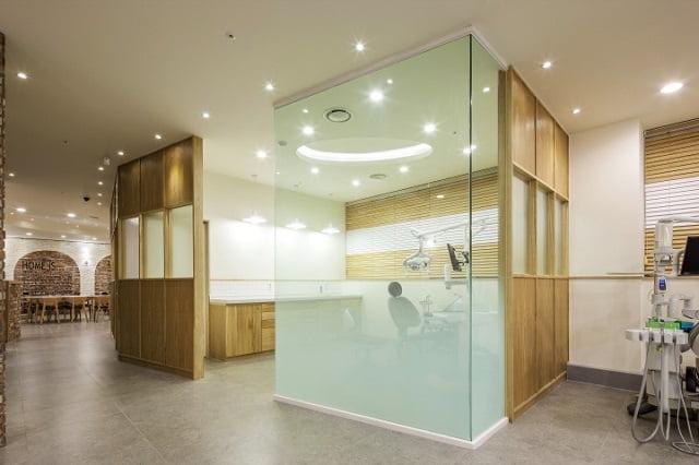 Our Family Dental Clinic - Thiết kế nội thất phòng khám nha khoa đẹp tuyệt vời - Ảnh 5