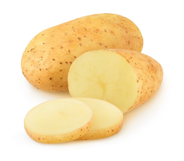 Bất ngờ với công dụng làm trắng da từ mặt nạ khoai tây