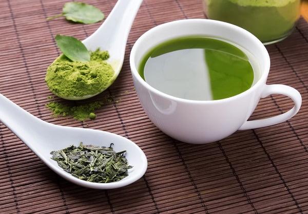 Hướng dẫn phương pháp trẻ hóa làn da tuổi 30 - Bột trà xanh và sữa non