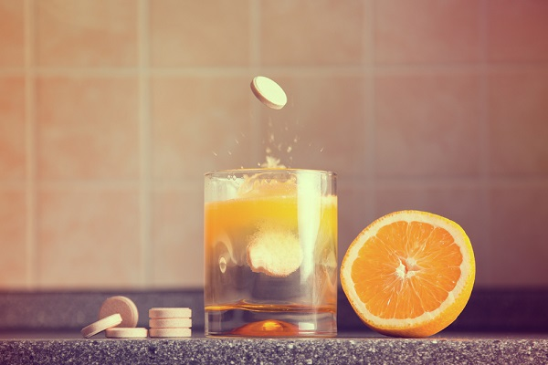 Lựa chọn thuốc bổ cho phụ nữ tuổi 30 một cách thông minh - Vitamin C
