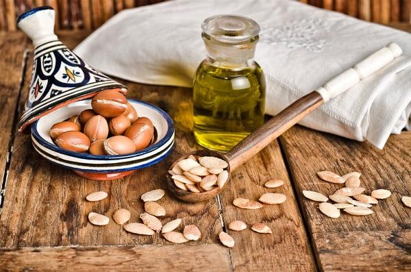 Ngăn ngừa lão hóa hiệu quả từ 9 loại tinh dầu thiên nhiên - Tinh dầu Argan