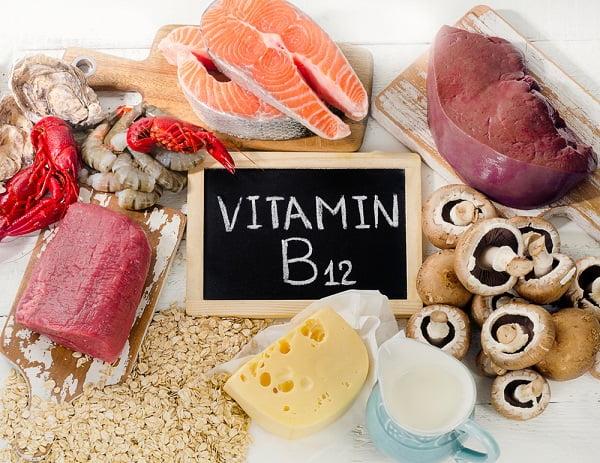 Phụ nữ sau độ tuổi 30 cần bổ sung Vitamin B12