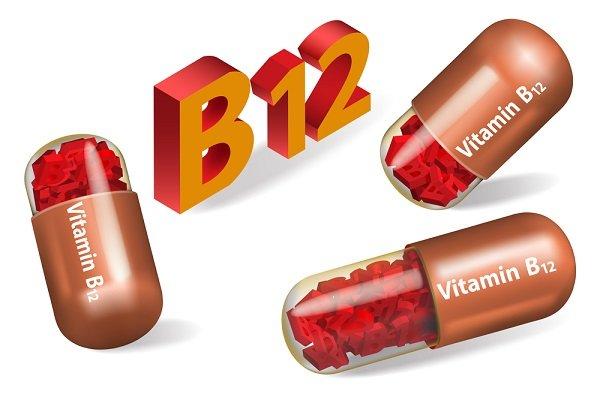 Phụ nữ 40 tuổi nên bổ sung gì để luôn trẻ đẹp và khỏe mạnh? - Vitamin B12