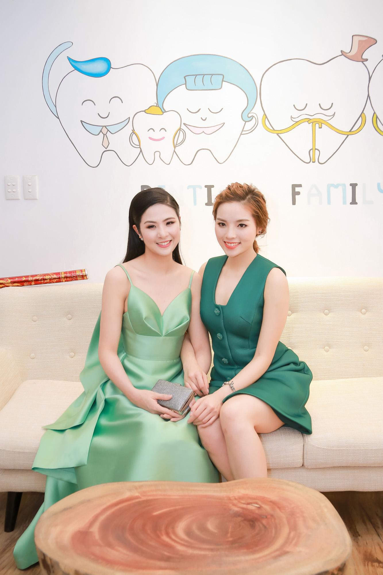 Hoa hậu Ngọc Hân và hoa hậu Kỳ Duyên