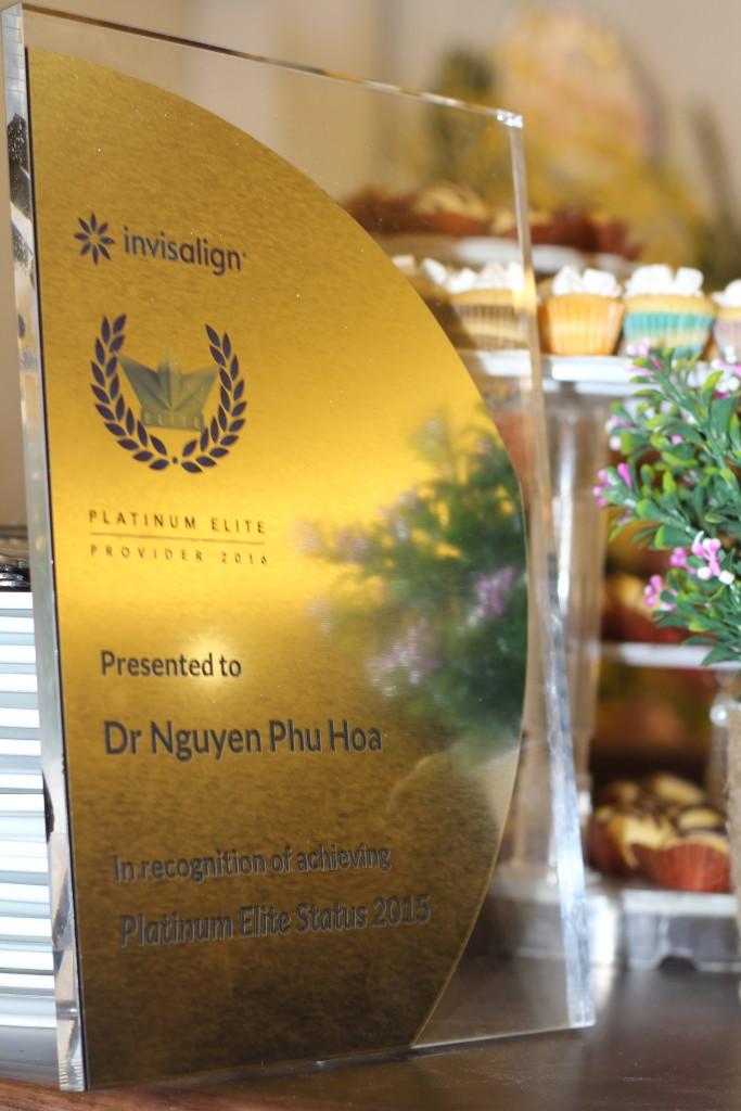 Chứng nhận Platinum Elite đầu tiên tại Việt Nam